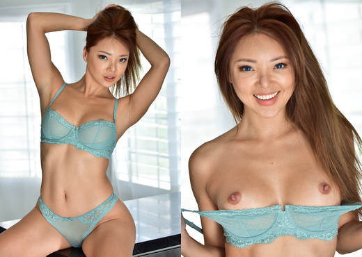 Ayumi - A Colorful Bath - FTV Milfs - Asian Nude Gallery