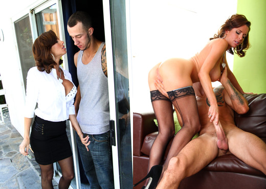 Veronica Avluv - Filthy Housewives #06 - Mile High Media - MILF Sexy Photo Gallery