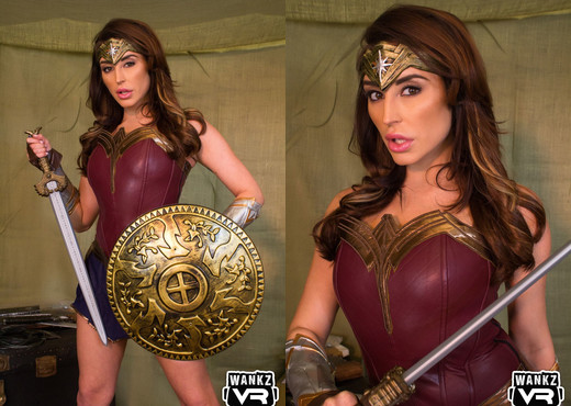 WankzVR - Woman of Wonder - Hardcore TGP