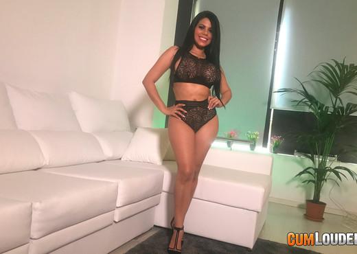 Kesha Ortega - Tres leches for my sweetheart - CumLouder - Hardcore Nude Gallery