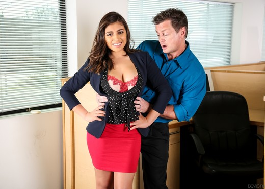 Ella Knox - Big Tits Office Chicks #05 - Devil's Film - Hardcore Sexy Gallery