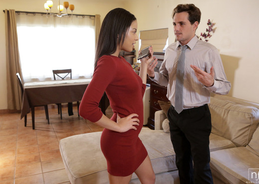 Maya Bijou - Hold The Phone - S27:E17 - Nubile Films - Hardcore Image Gallery