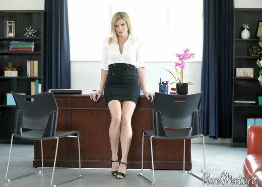 Cory Chase - Dirty Work - Pure Mature - Anal Hot Gallery