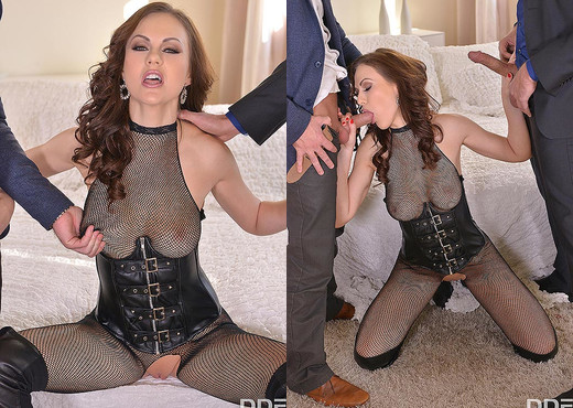 Tina Kay - Cum Hungry AF - Blowjob HD Gallery