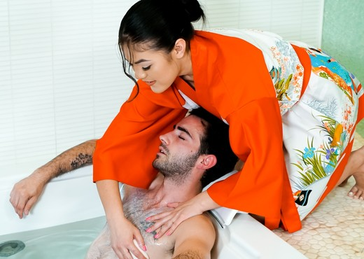 Kendra Spade - Asian Bath Fantasy - Fantasy Massage - Asian Porn Gallery