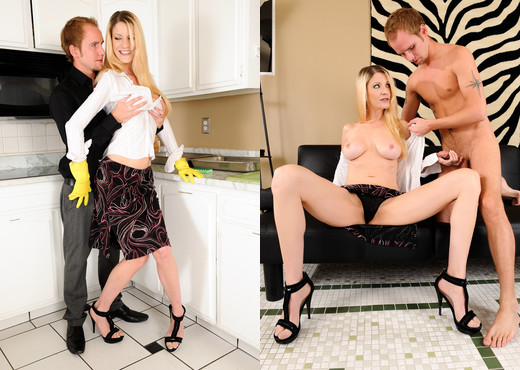 Robbye Bentley - It's Okay She's My Stepmother #04 - MILF Sexy Photo Gallery