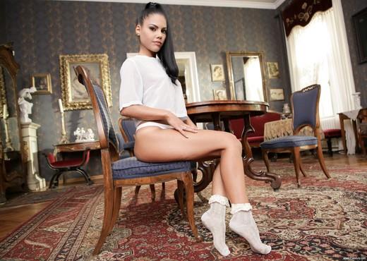 Apolonia Lapiedra - Naughty Feet - 21Sextury - Hardcore Nude Pics