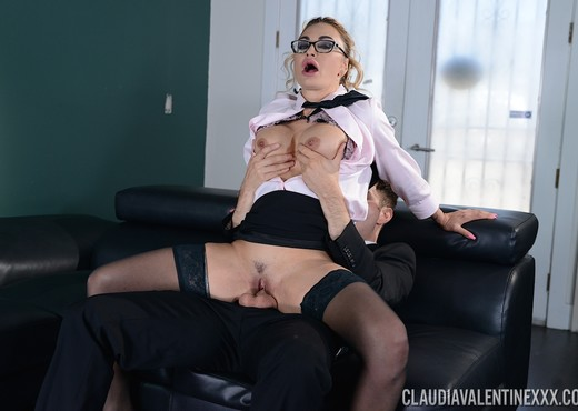 Claudia Valentine in Fucking My Therapist - Hardcore HD Gallery