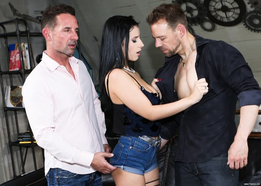 Nelly Kent - Kinky Couple - 21Sextury - Hardcore HD Gallery