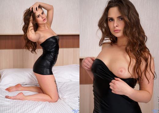 Amanda June - Tight Mini Dress - Nubiles - Teen Sexy Photo Gallery