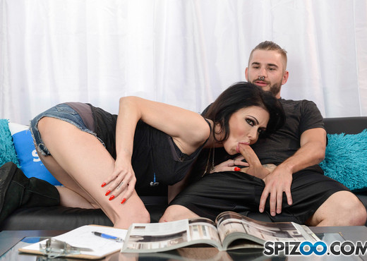 Spizoo Matching TShirts 4k - Jessica Jaymes - Hardcore Nude Gallery