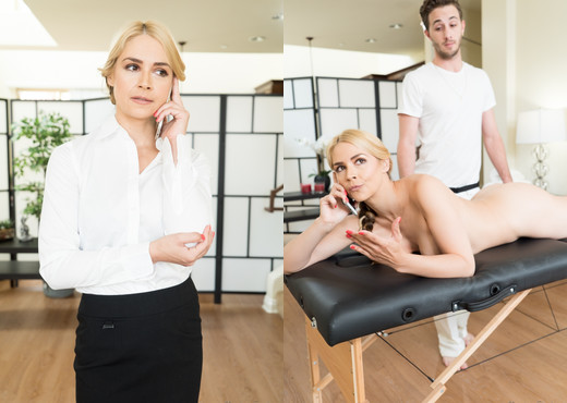 Sarah Vandella - Busy Signals - Fantasy Massage - Hardcore Sexy Gallery