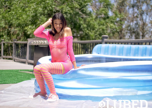Harmony Wonders - Slippery Spinner - Lubed - Hardcore Sexy Photo Gallery