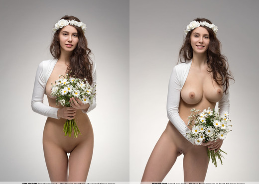 Bridesmaid - Alisa I. - Femjoy - Solo Sexy Photo Gallery