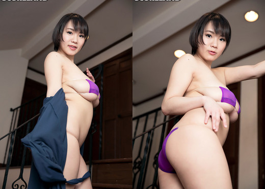 Kaho Shibuya - Big Boobs & Tiny Bubbles - ScoreLand - Boobs Sexy Photo Gallery