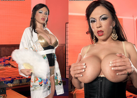 Kiko Lee - Born To Cum - ScoreLand - Boobs TGP