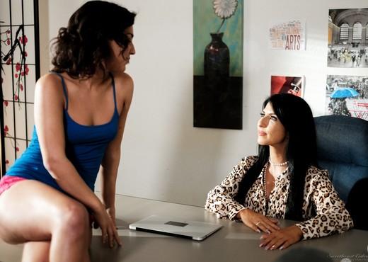 Amara Romani, Raven Hart - Family Secrets - Mile High Media - Lesbian Picture Gallery