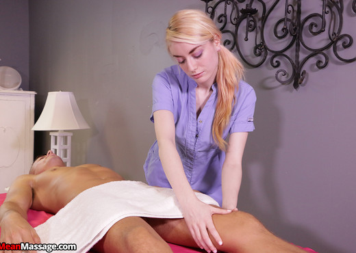 Katra Collins: Tied, Bound and Teased - Mean Massage - Hardcore Hot Gallery