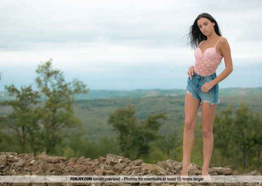 Pristine Beauty - Sasha C. - Femjoy - Solo TGP