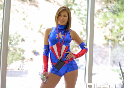 Adriana Chechik - Cosplay Hook Up - Holed - Anal Sexy Gallery