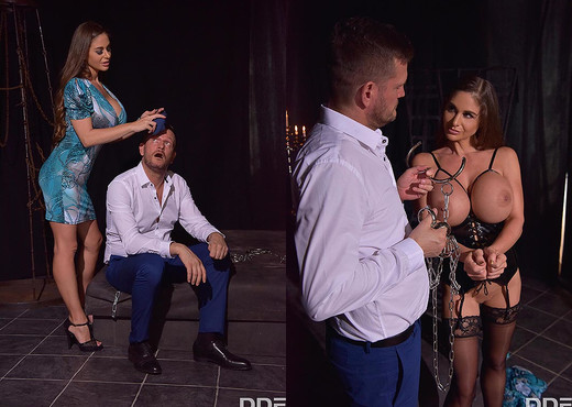 Cathy Heaven - Cathy In Chains - Anal Image Gallery