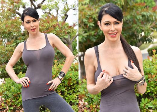 Jessica - Outdoor Exposure - FTV Milfs - MILF Sexy Gallery