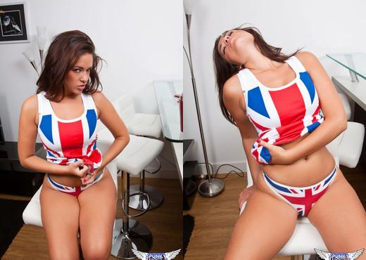 Ava Dalush - Bartender - SpunkyAngels - Solo Nude Gallery