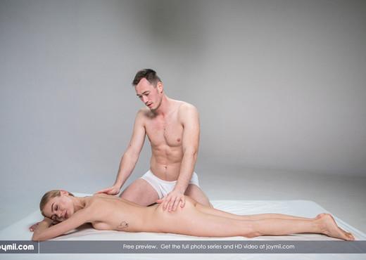 Orgasmic Massage - Jane F. & Martin S. - Joymii - Hardcore Image Gallery