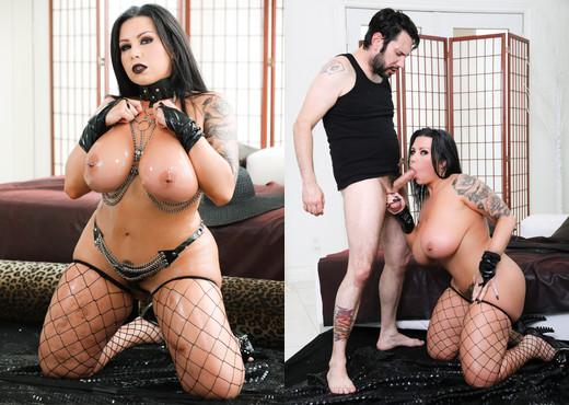 Tits and Tattoos : Sheridan Love - Burning Angel - Hardcore Nude Pics