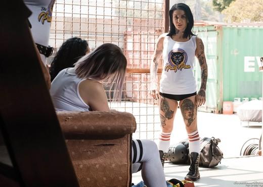 Joanna Angel, Stoya - Ex's & Oh's! - Mile High Media - Lesbian Hot Gallery