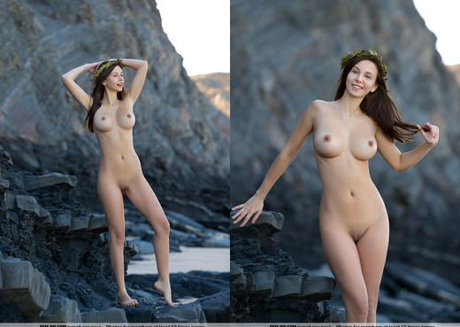 Precious - Alisa I. - Femjoy - Solo HD Gallery