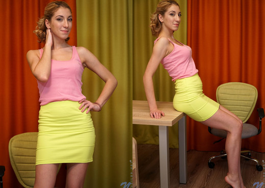 Milana Laurence - Touch Me - Nubiles - Teen Nude Gallery
