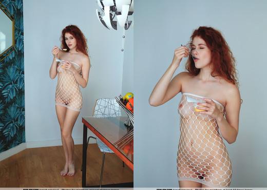 Taste The Sweet - Heidi Romanova - Femjoy - Solo Sexy Gallery