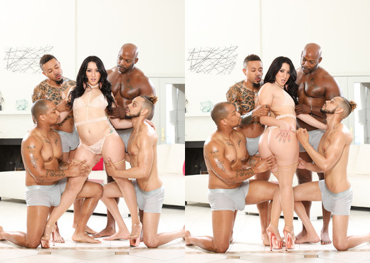 Mandy Muse - Blacked Out #10 - Devil's Film - Interracial HD Gallery