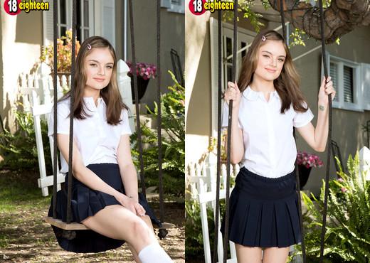 Lexie Fox - Swinging Teen - 18eighteen - Teen Picture Gallery