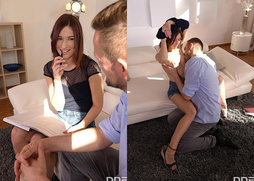 Mina - Tutorial in Hardcore Sex - Teen Image Gallery