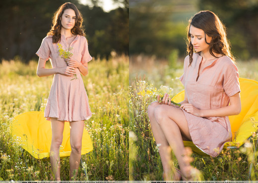 Summer Memories - Cristin M. - Femjoy - Solo Sexy Photo Gallery