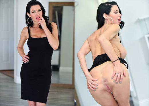 Veronica - Elegant Black Dress - FTV Milfs - MILF Porn Gallery