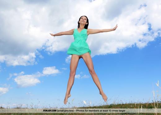 Climbing High - Arina F. - Femjoy - Solo Nude Gallery