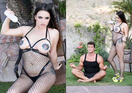 Cum On My Tattoo - Scarlet De Sade - Burning Angel - Anal Sexy Gallery