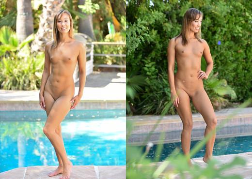 Christy - Slender Outdoors - FTV Milfs - MILF Sexy Gallery