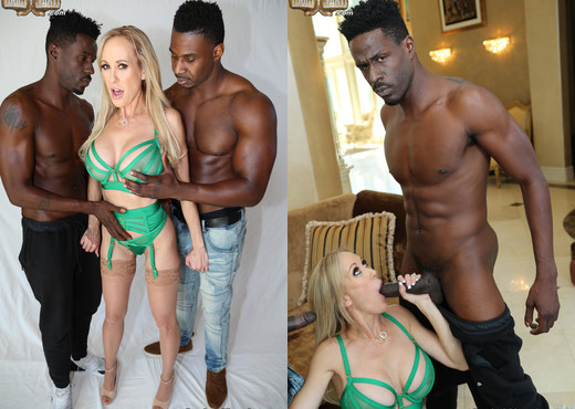 Brandi Love - Cuckold Sessions - Interracial Sexy Gallery