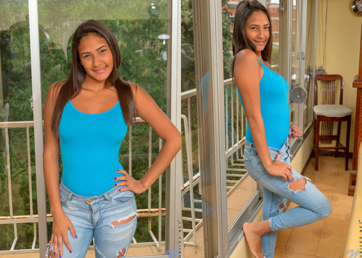 Antonella Perez - Touching Teen - Nubiles - Teen Picture Gallery