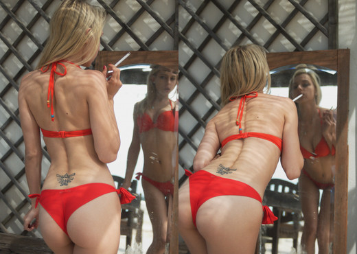 Chloe Toy - Red Alerts - BreathTakers - Solo Picture Gallery