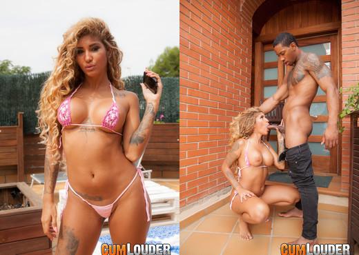 Venus Afrodita - Noisy and orgasmic neighbor - CumLouder - Hardcore Sexy Photo Gallery
