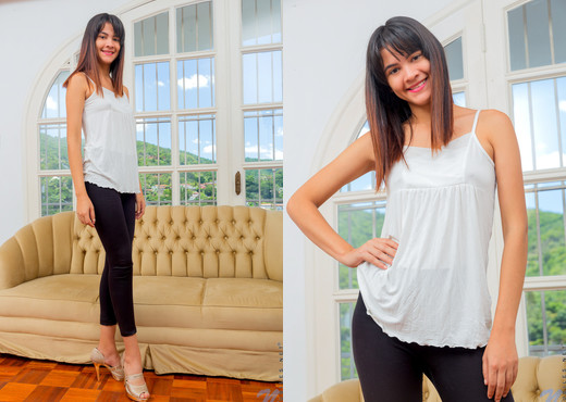 Lucia Castillo - Shy But Sweet - Nubiles - Teen HD Gallery