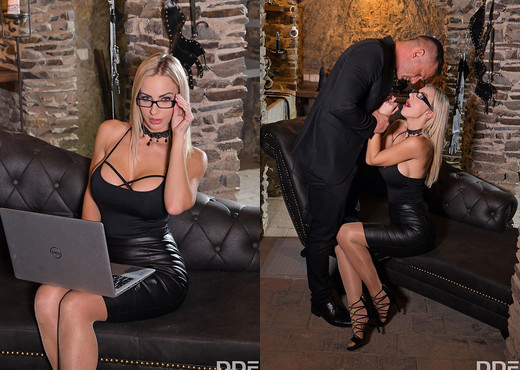 Nathaly Cherie - Rim, Wax & Anal Submission - Anal TGP
