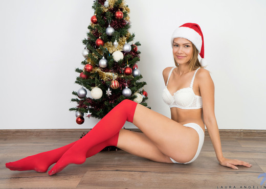 Laura Angelina - Cumming For Christmas - Nubiles - Teen Sexy Gallery