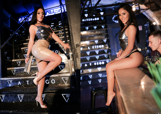 Liv Revamped - After Hours - 21Sextury - Interracial Sexy Photo Gallery