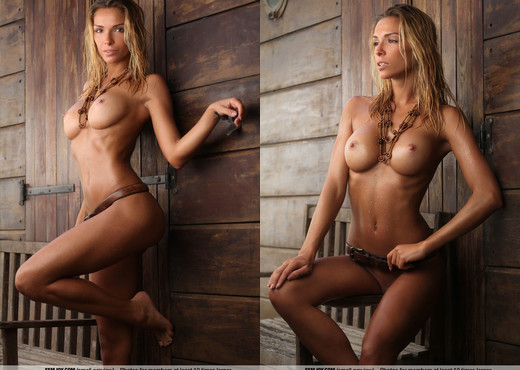 Flawless - Amber A. - Femjoy - Solo Sexy Gallery